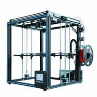 Autonivelado Tronxy X5SA DIY 3d impresora completa metal 3d máquina 3,5 pulgadas pantalla táctil filamento Sensor máquina de alta precisión