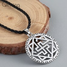 Collier homme Valkyrie slave Viking Odin Thor Runes guerrier éthique femme Punk Cletic bijoux russes colliers femmes