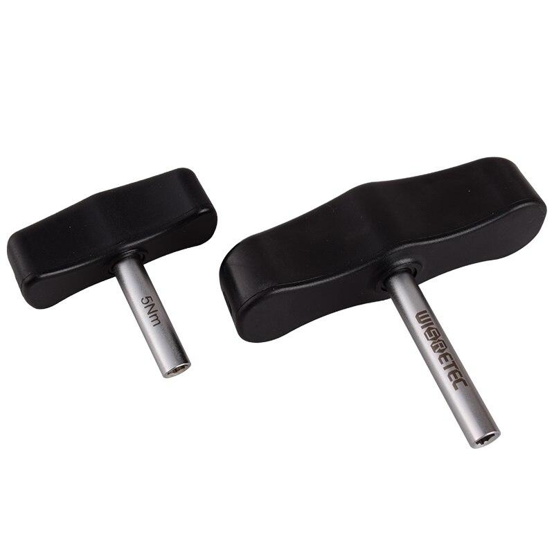 CNC spanner detection torque T-Handle repair precise bike torque WISRETEC blade tightening tools Fixed wrench