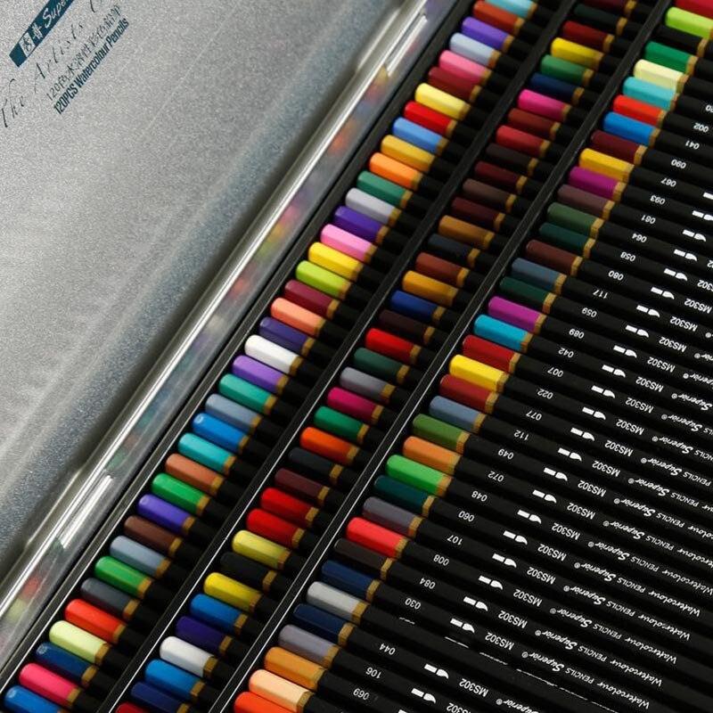 lapis 48 72 120 profissional conjunto prismacolor 02