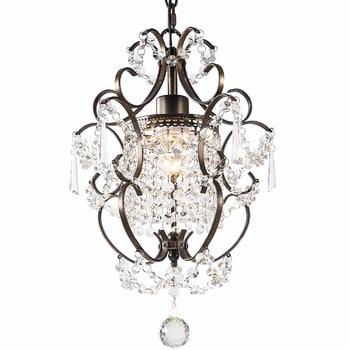 Ganeed Modern Crystal Chandelier Farmhouse Ceiling Light Decor Lamp for Dining Living Room Bedroom Restaurant Home Hotel Loft - discount item  39% OFF Indoor Lighting