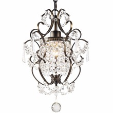 Modern Crystal Chandeliers Small Chandelier Ceiling Lights Fixture for Living Room Bedroom Restaurant