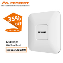COMFAST Wireless AP 1200M Ceiling AP 802.11AC 5.8G 2.4G WIFI