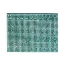 PVC Cutting Mat Pad Patchwork Cut Pad A2 Patchwork Tools Manual DIY Tool Cutting Board Double-sided Self-healing(China)
