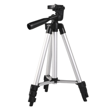 Portable Lightweight Professional Aluminium Camera Tripod 3110+Carrying Bag For Canon Nikon Sony DSLR DV iPhone 7 8 X Redmi7 недорого