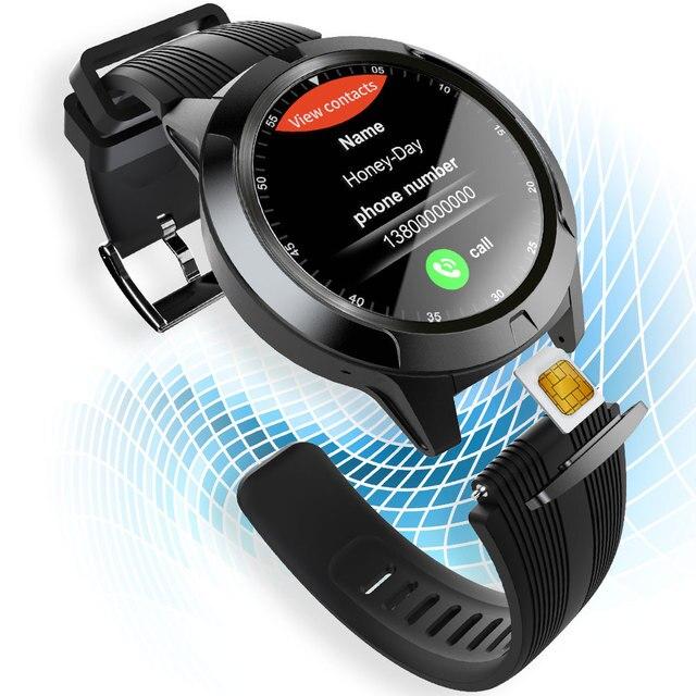 Lokmat Time Bluetooth Call Smart Watch GPS Fitness Tracker IP67 Waterproof Smartwatch Support Phone Calls SIM Card For Women Men 2