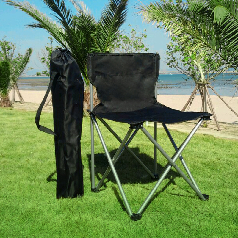 Outdoor Chairs Portable Ultra Light Outdoor Folding Fishing Chair Small Beach Barbecue Chair Portable Foldable Horse Stool