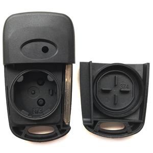 Image 5 - 10 قطعة 3 أزرار الوجه غطاء مفتاح قابل للطيّ لشركة هيونداي أفانتي I30 IX35 لكيا K2 K5 سورينتو سبورتاج البعيد مفتاح قذيفة فوب غطاء