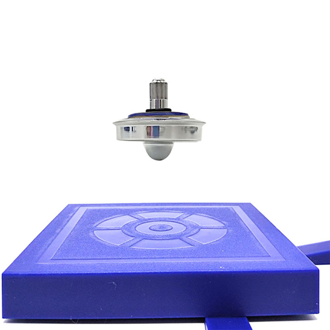 UFO Magnetic Suspension Gyro Magnetic Anti-Gravity Flying Saucer Toy Brain-Training For Children Educational Toys Birthday Gift