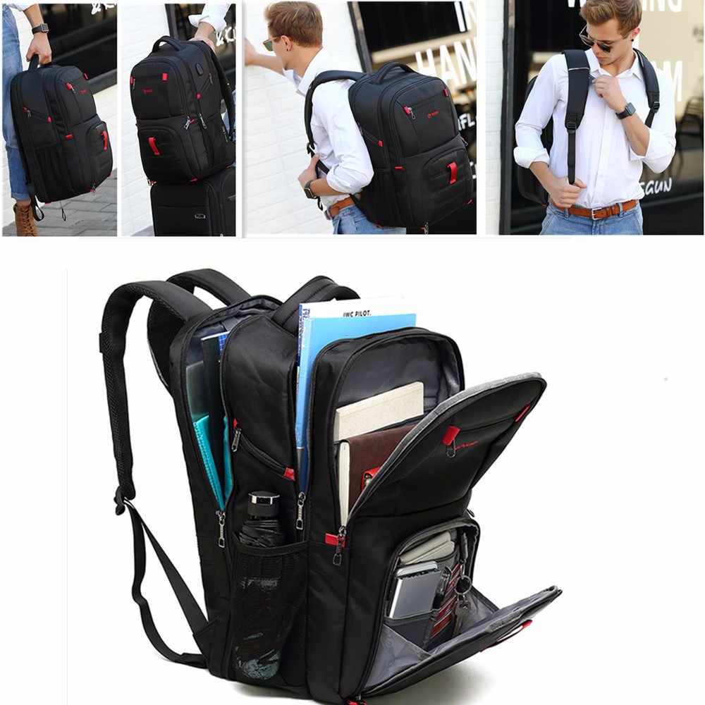 POSO Rucksack 17,3 zoll laptop rucksack wasserdicht-rucksack im freien reise rucksack Business rucksack für rucksack männer