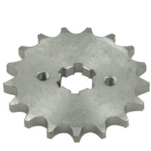 428 Chain 15T 17T Motorcycle Front Sprocket For Yamaha AG175 DT175 84 96 SR185 81 82 AG200 XT200 82 83 XT225 92 07 FZR250 1989