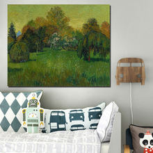 Famous Vincent Van Gogh Poster Vintage Canvas Painting Living Room Home Decoration Modern Wall Art Oil Posters Pictures