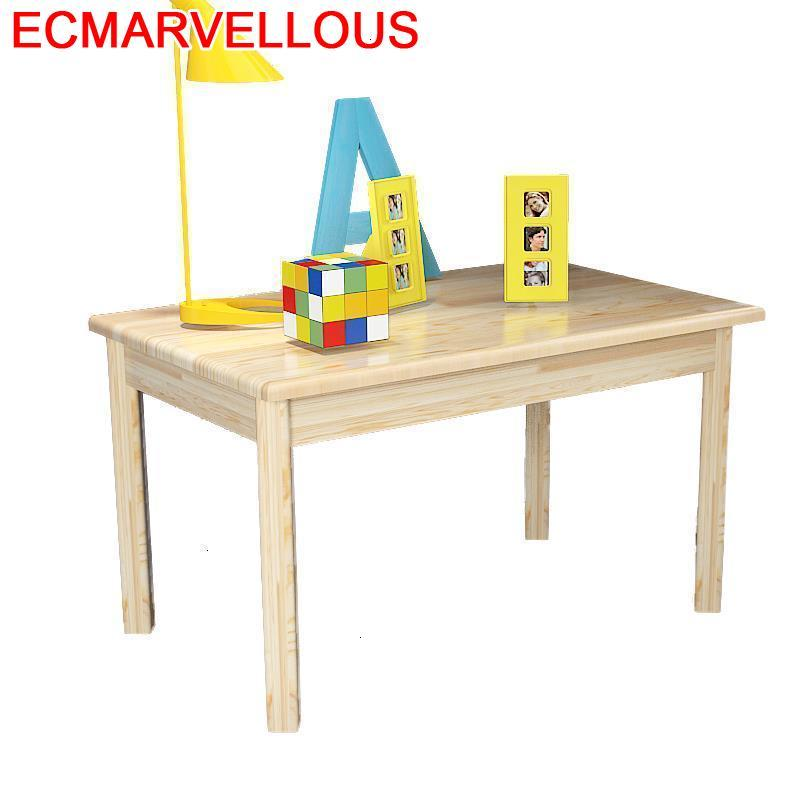 Baby Kindertisch Escritorio Desk Toddler Pour Pupitre Kindergarten Mesa Infantil For Kids Study Bureau Enfant Children Table