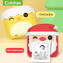 Children's Video Photo Digital Camera Instant Print Camera Toy For Kids Photographic Camera Instantane Camera Birthday Gifts