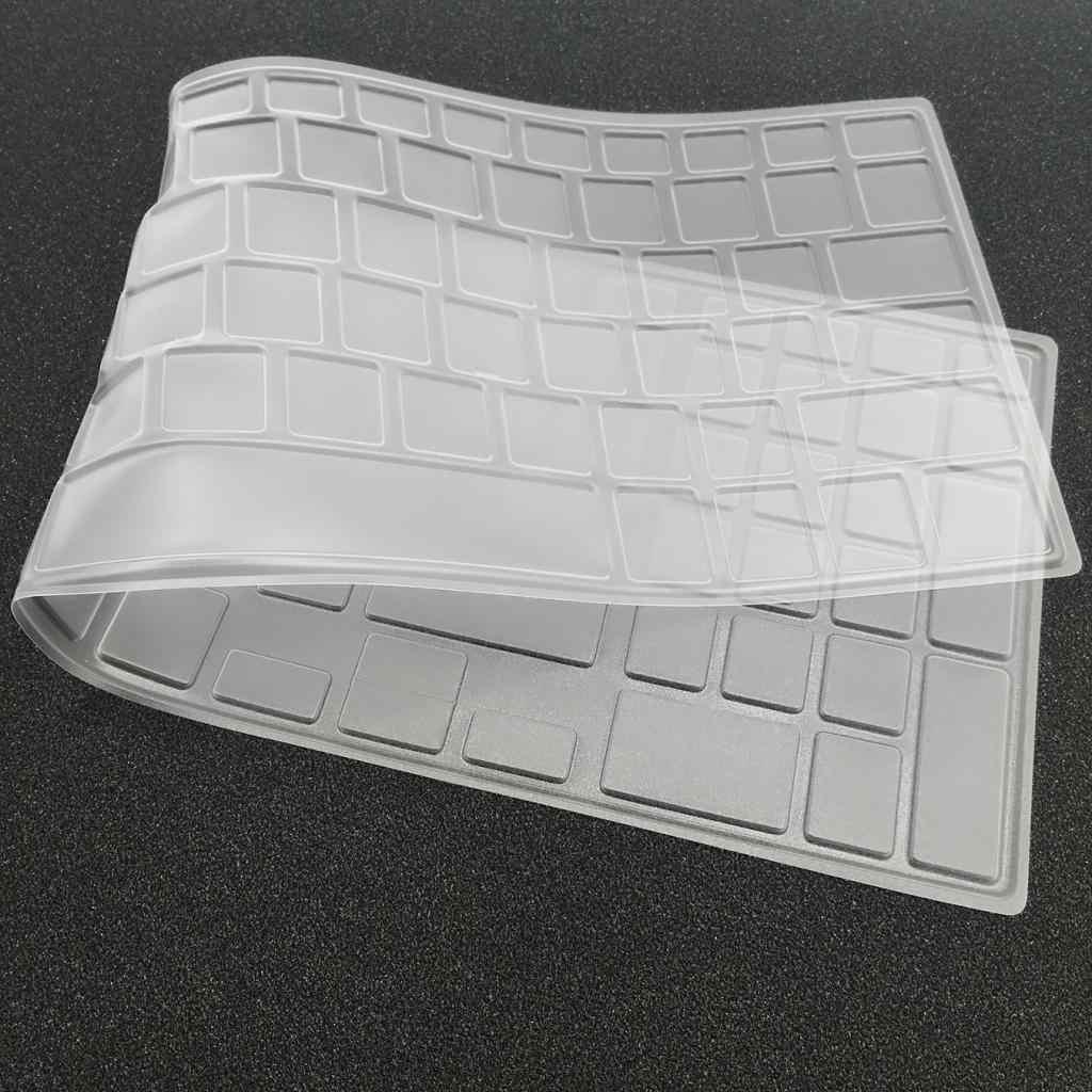 Protecteur de peau de couverture de clavier Anti-poussière pour ordinateur Dell CR 15.6 pouces
