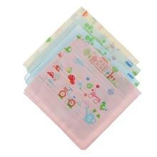 4x детские платки с героями мультфильмов для маленьких девочек и мальчиков; Мягкие хлопковые платки с машинками; мочалки; 31,5x33 см