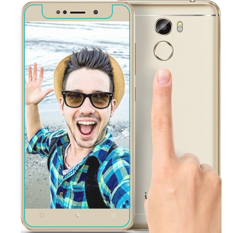 Tempered Glass For Gionee X1s GLASS 9H 2.5D Protective Film Explosion-proof Clear LCD Screen Protector Phone Cover
