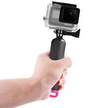 Плавучий Дайвинг стержень для DJI OSMO действие для GoPro Hero Спортивная камера корпус водонепроницаемый корпус плавающая палка аксессуары