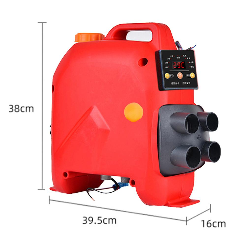 Car Parking Heater 12V/24V 5KW Environment Friendly Air Diesels Heater Universal for Freight Vehicles Storage Battery Cars - 2