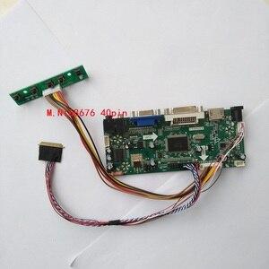 Для 40pin LP156WH2 (TL) (AD)/(TL) (AE) 1366*768 панельный монитор M. NT68676 HDMI DVI VGA светодиодный набор для платы ЖК-контроллер дисплей