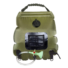Water-Bags Portable Outdoor Heat-Camping 20L 20l-Capacity Sunshine