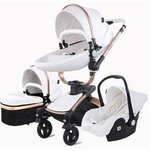 Wózek spacerowy dla noworodka 3 w 1 wózek wysokiego krajobrazu wózek dla dziecka wózek spacerowy Kinderwagen Poussette Bebe wózek dla dziecka tanie tanio CN (pochodzenie) 0-3 M 4-6 M 7-9 M 10-12 M 13-18 M 19-24 M 2-3Y 4-6Y Baby stroller 0-6 years old
