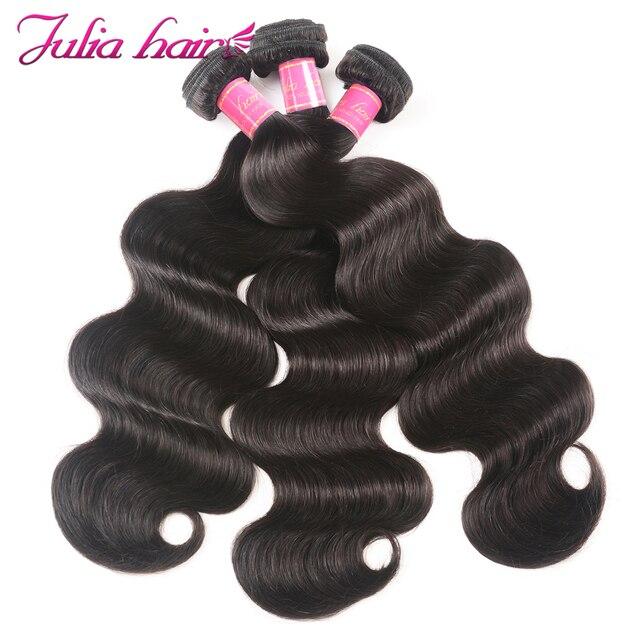 Malezyjski doczepy typu Body Wave z zamknięciem Remy ludzkie włosy splot wiązki z zamknięcie koronki Ali Julia włosy zamknięcie z wiązki|hair weave|hair hairhair weave hair -