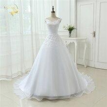 Vestido de noiva 비치 웨딩 드레스 casamento a 라인 캡 슬리브 로브 드 mariage 빈티지 boho 레이스 2019 ow 7800