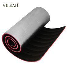VILEAD IXPE алюминий пленка кемпинг коврик сверхлегкий йога коврики легкий пена складной спальный подушечки кемпинг пеший туризм открытый спорт