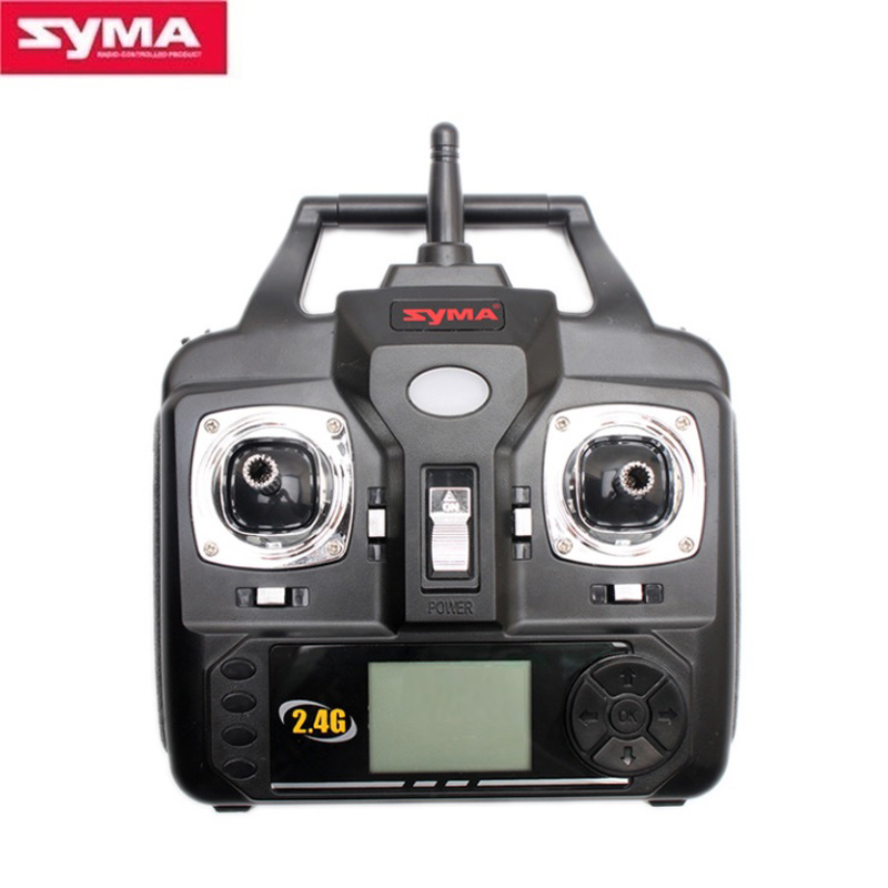 New Version SYMA Remote Control RC Drone For SYMA X5C X5 X5SC X5SW V6 Version Transmitter Helicopter Drone Quadcopter Spare Part