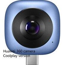 huawei envision 360 панорамная камера Coolplay версия CV60 градусов объектив видеокамеры HD 3D камера в живую версия CoolPlay
