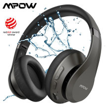 Mpow H20 Wireless Headphone Professional Bluetooth 5.0 CVC 8