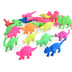 20pcs Marine Dinosaur Animal Water Beads Growing-water-balls Hydrogel Polymer Crystal Soil For Kids Toy Gift Flower Cultivate