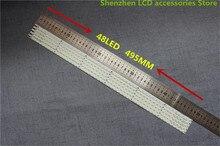 3 części/partia 495mm dla obsługi Hisense LE39A720 LED39K300J 4A D074762 V390HK1 LS5 TREM4 telewizor z dostępem do kanałów 100% nowy
