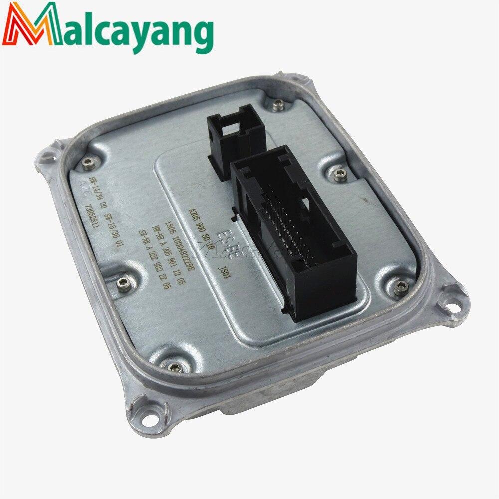 A2059005010 W205 LED 밸러스트 OEMHIDS 브랜드 새로운 중국 헤드 라이트 제어 장치 14-18 C 클래스 W205 S205 C205 A205 900 5010
