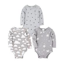 Newborn baby Girl Boy Pijamas bebe fille Cotton Breathable Soft ropas bebe de Newborn Sleepers Baby Pjiamas