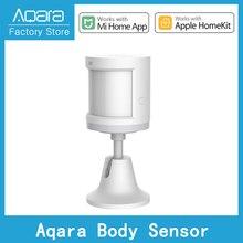Light-Intensity Aqara Movement Human-Body-Sensor Gateway-2 Zigbee Motion-Security App/homekit