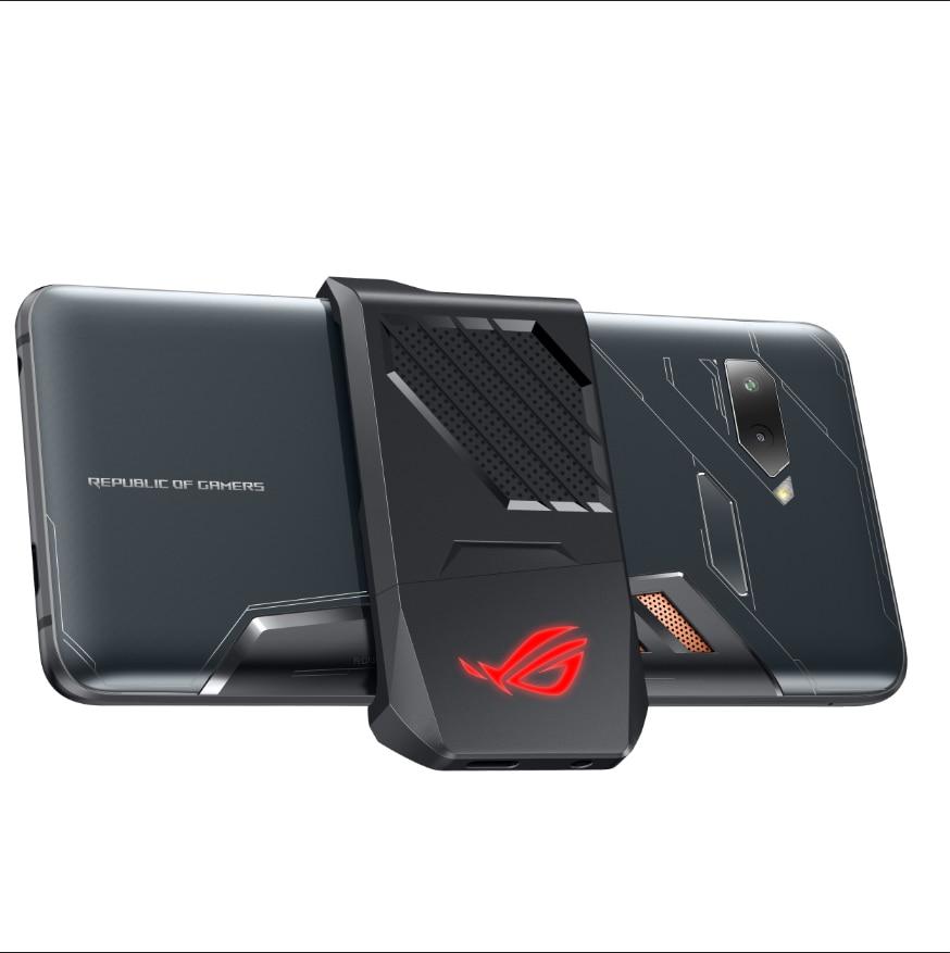 Global Version ASUS ROG Phone ZS600KL 8GB RAM 128/512 ROM Snapdragon 845  Adreno 630 NFC Android 8.1 OTA Update Gaming Phone