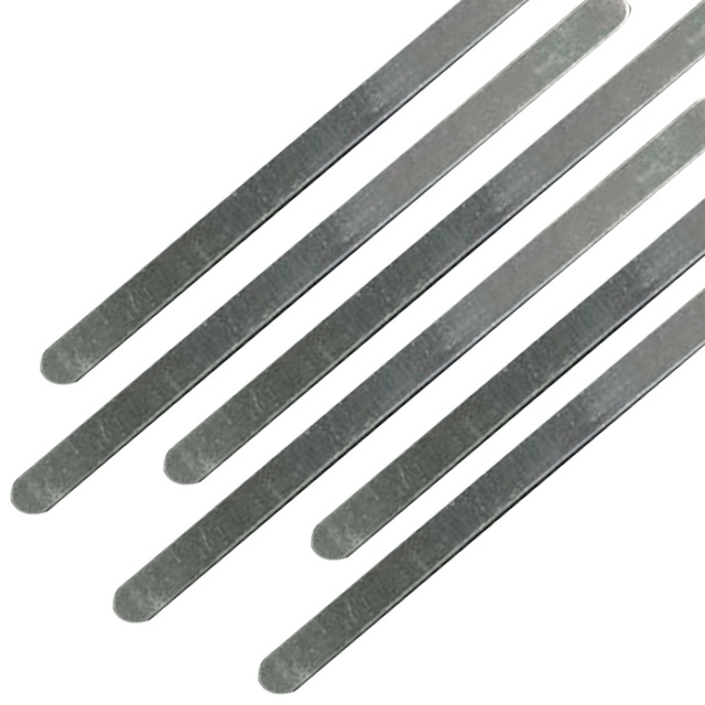 100pcs Durable Nose Bridge Strip with Adhesive Outdoor Sport Face Mask for N95 100PCS Aluminum Riding 90mm Epidemic Prevention 5