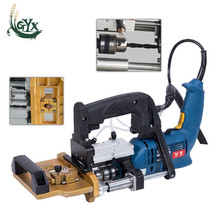 Drilling-Tools Punching-Machine Horizontal-Drill Woodworking Portable 220V 500W Side-Hole
