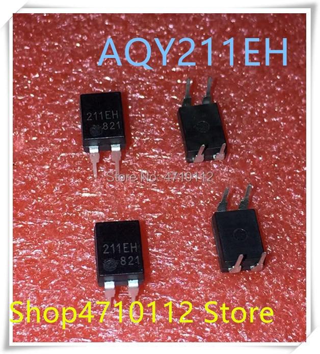 NEW 10PCS/LOT AQY211EH AQY211 211EH DIP-4 AQY211EHAX IC