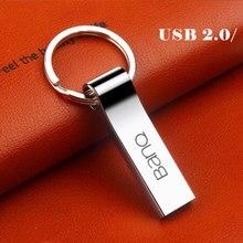 BanQ P9 USB-Stick, 64GB Metall Wasserdichte USB-Stick USB Stick 32GB pen Drive Reale Kapazität 16GB USB-U disk