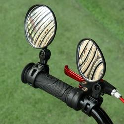 Велосипедное Зеркало заднего вида, 1 шт., широкоугольный руль, вращение на 360 градусов, Велосипедное Зеркало заднего вида для горного велосип...