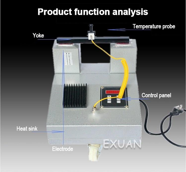eletromagnética ha-1 do calefator do rolamento desmontagem
