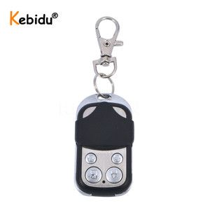 Image 4 - Kebidu Universal Garage Door 433.92Mhz Duplicator Copy Remote Controller 433MHZ Remote Control Clone Cloning Code Gate