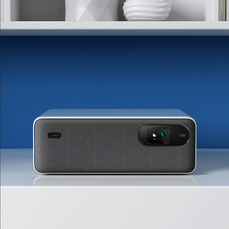 Image 4 - Xiaomi Mijia ALPD3.0 Laser Projector 2400 ANSI Lumens Resolution 150 Inch Screen Wifi bluetooth Dual 10W SpeakerSmart Remote Control   -