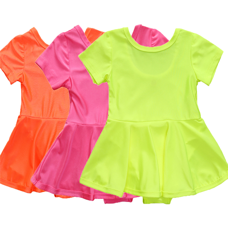 0-4Y Baby Rompers Summer Newborn Short Clothes Toddler Jumpsuit Costumes for Girl Onsie