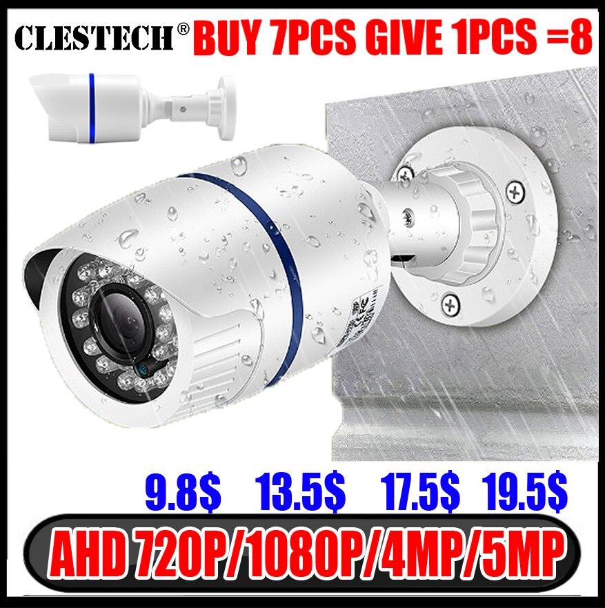 SONY IMX323 720P 1080P 4MP 5MP CCTV Security Surveillance AHD CAMERA Digital HD Mini CAMERA Home AHD-H Outdoor Waterproof IP66