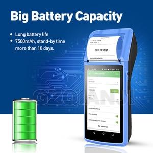 Image 5 - Imprimante Mobile thermique Wifi Bluetooth, 58mm, Terminal portable sans fil, caméra PDA, appareils mobiles