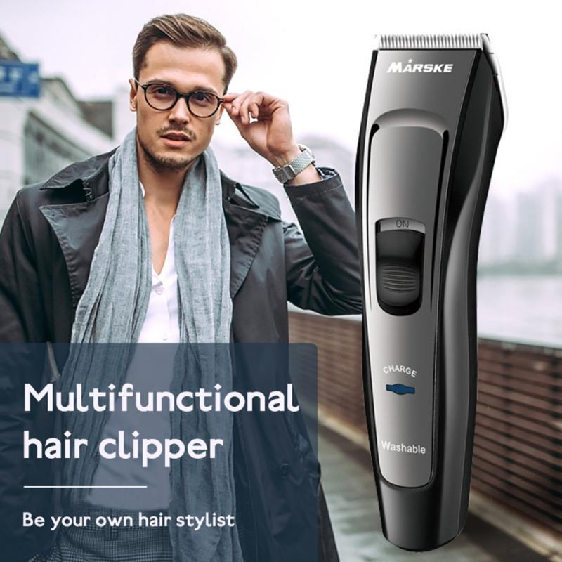 Electric Hair Trimmer Clipper Charging Barber Hair Cutting Machine For Men Oil Head Clipper Shaving Head Styling Tool TSLM1